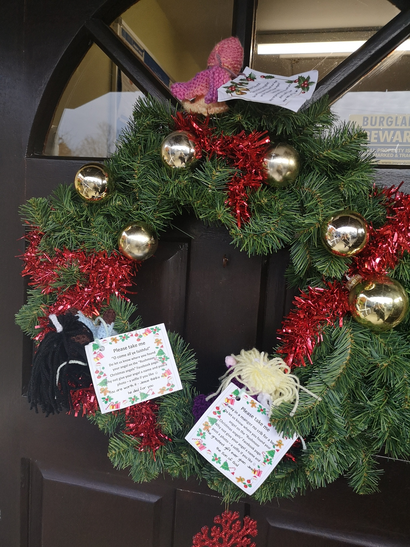 Rushmoor Christmas Angels