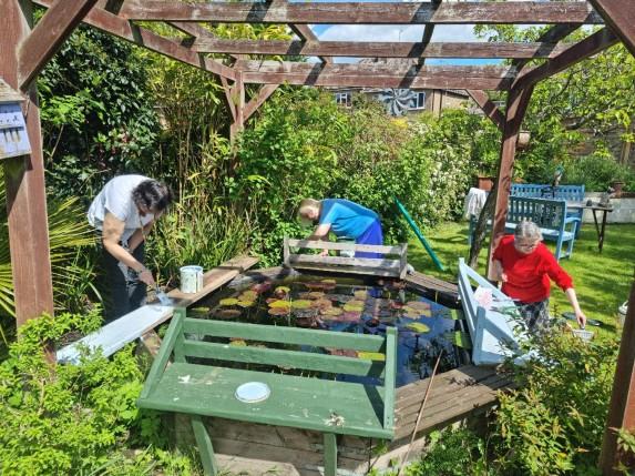 gardening 1 may 2021