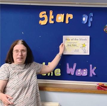 Wendy Star 3 of the week