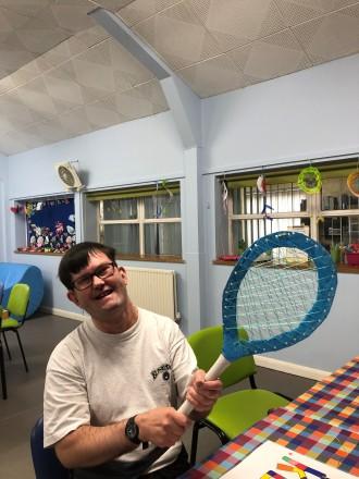Kev for tennis1